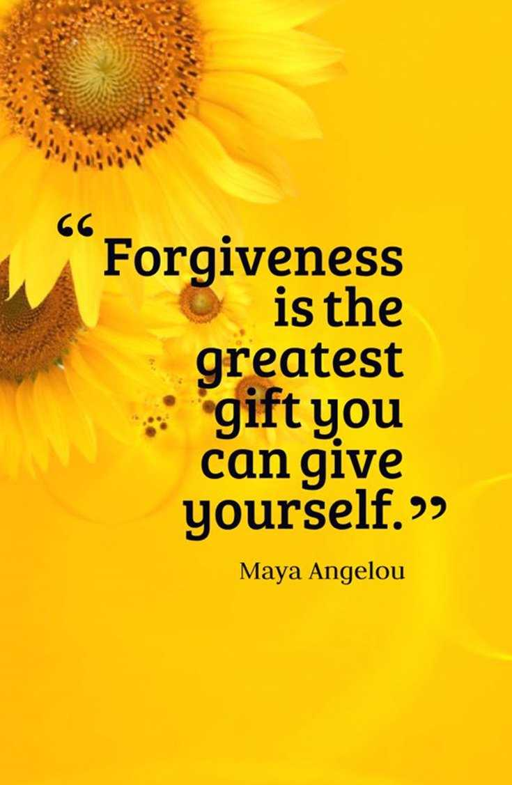 110 Exceptional Forgiveness Quotes Inspirational Words of Wisdom 25
