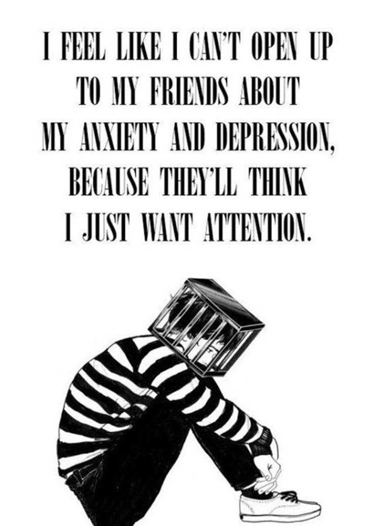 115 Depression Quotes and Sayings About Depression 92
