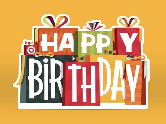 cool birthday message