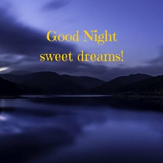 good night handsome