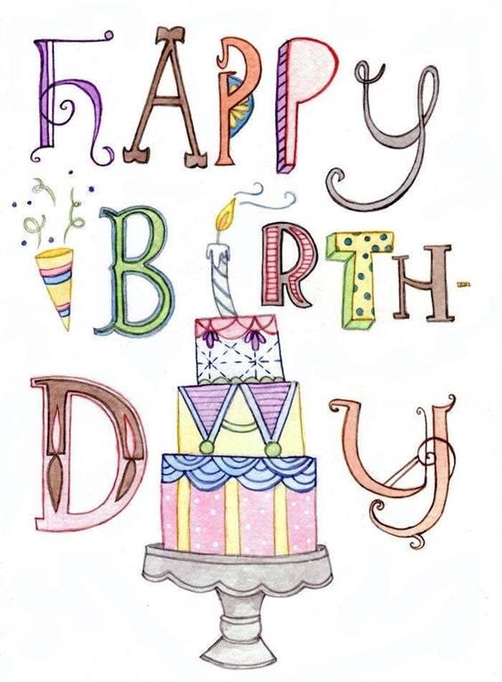 happy birthday birthday girl