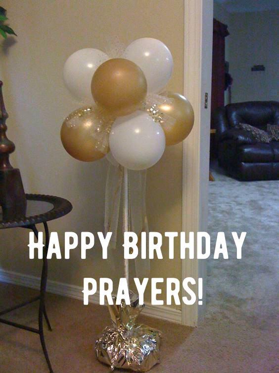 happy birthday prayer for a friend
