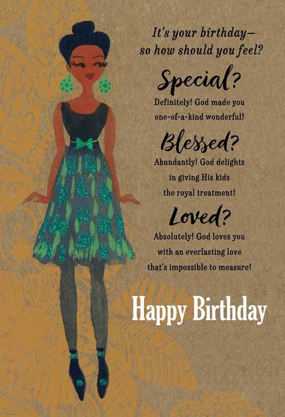 religious birthday greetings