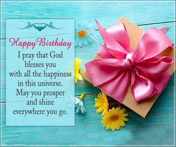 religious happy birthday aunt