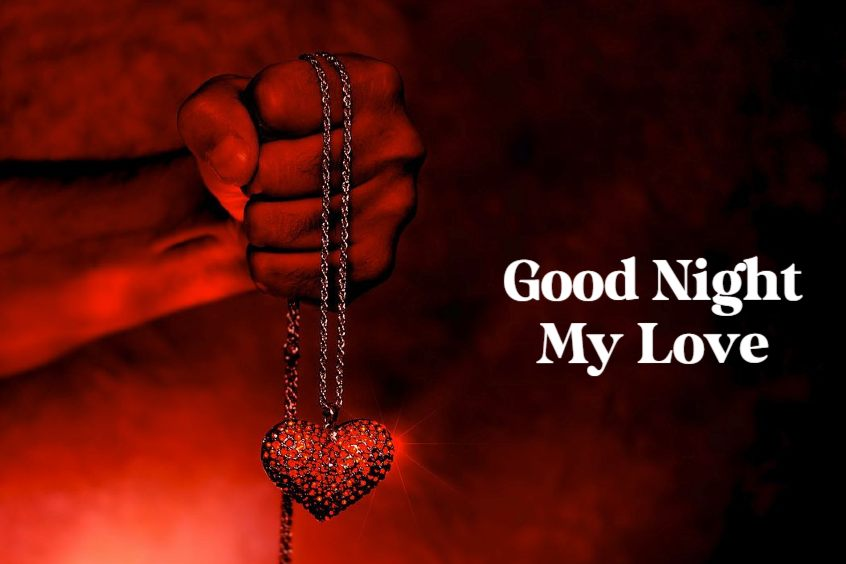 Good Night Love Messages with Pictures