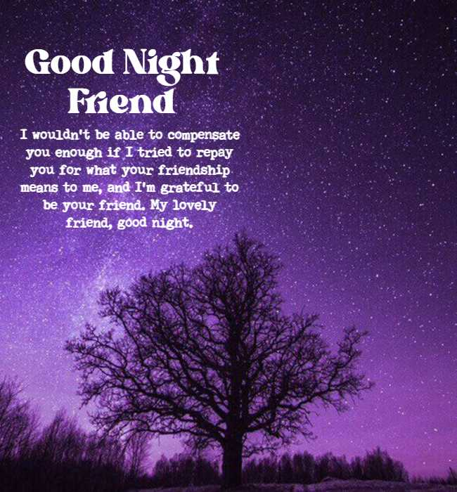 cute good night quotes for him