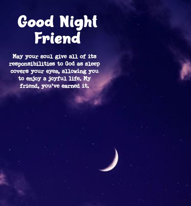 funny good night quotes to friends