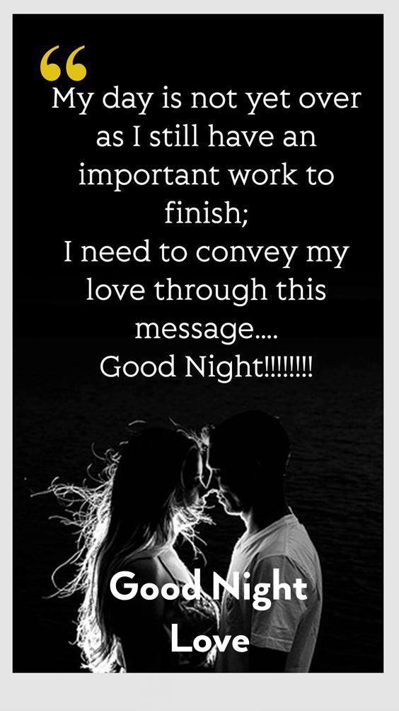 good night love 1