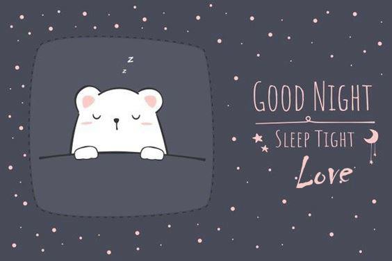 good night love message 1