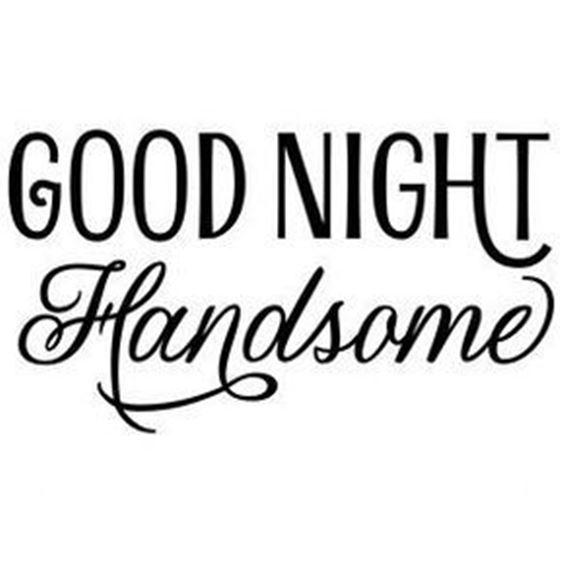 good night love text