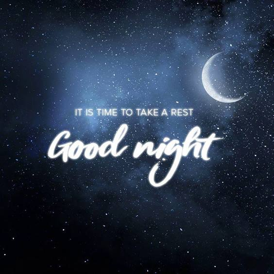 good night messages for friends quotes and wishes