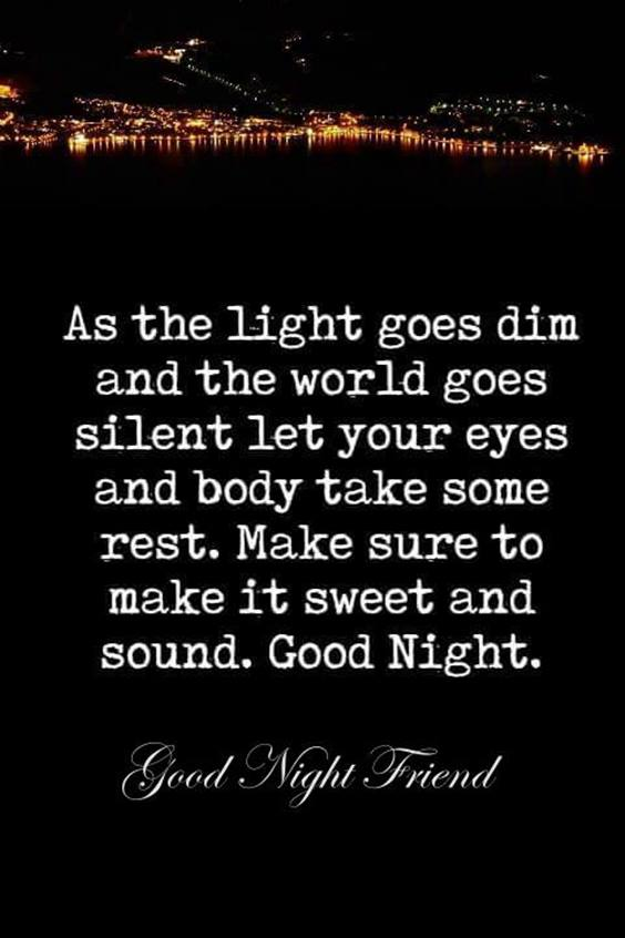 good night quotes for friends download