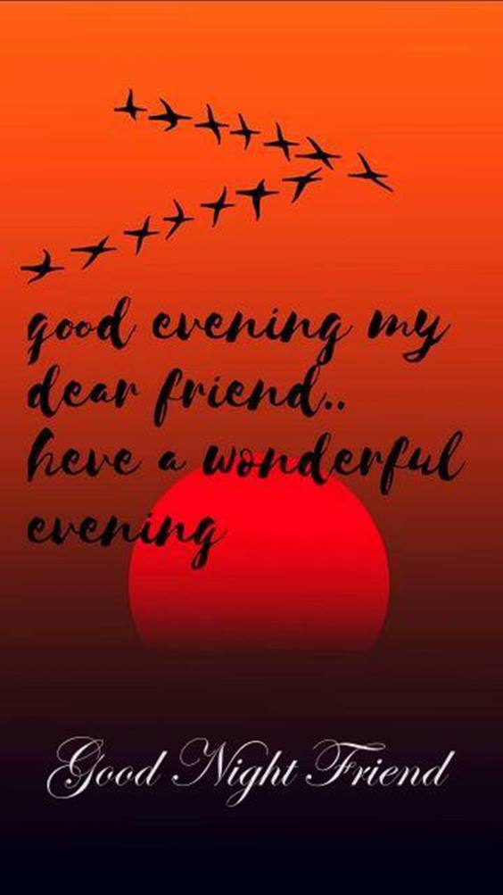 good night quotes for special friends