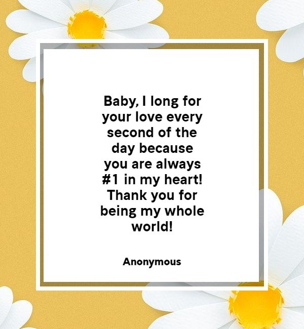 Husband Thank You Quote: Husband I appreciate you for all the big and small ways you brin… | Husband thank you quotes, Thank you my husband, Love my husband quotes