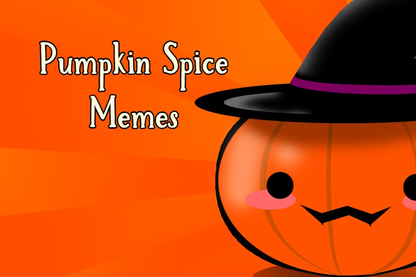 Pumpkin Spice Memes Images to Give You All the Fall Feels